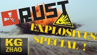 EXPLOSIVES SPECIAL // Rust |Compilation|