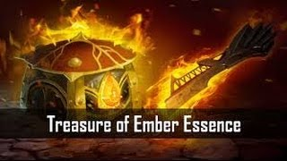 DOTA 2 - Открываем Treasure of Ember Essence