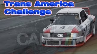 Project Cars -TransAm Challenge: Ruapuna Park Club