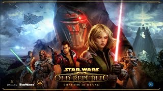 Стрим #2 - Star Wars: The Old Republic [Bounty Hunter]