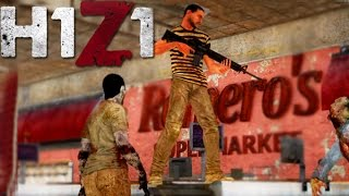 H1Z1 - ULTIMATE PVP - H1Z1 GUN LOOT And Epic Surviving Gameplay! (H1Z1 Gameplay)