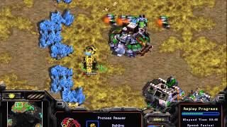 StarCraft Brood War [FPVOD] 16 12 2009 White Ra ЛКИ White Ra vs Boxer