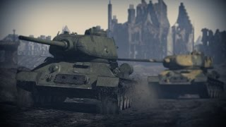 War thunder trailers