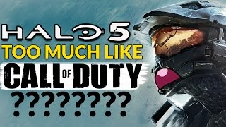 Halo 5 JUST LIKE Call of Duty? - Inside Gaming Daily