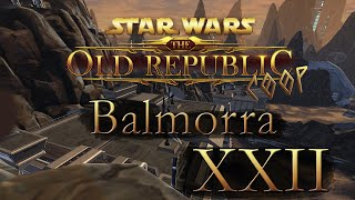 [Star Wars The Old Republic Coop] XXII ] Фабрика дроидов героик часть 1