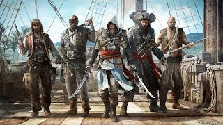 Assassin's Creed IV: Black Flag Ep 3 - А вот мои сабли!