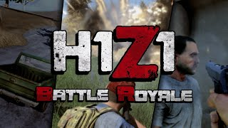HUNGER GAMES WITH GUNS?! [H1Z1 Battle Royale]