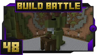 Minecraft Hypixel - BuildBattle - #48 - Instant Replay! [Timelapse]