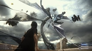 Final Fantasy XV - Summons & Nations