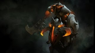 Dota 2 rampage Chaos knight + Wisp by Overclocked and Jithvar
