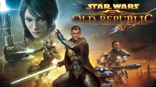 Let's Play Star Wars: The Old Republic #001 [Deutsch] [Full-HD] - Die Galaxis erwartet Dich