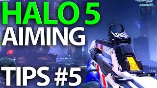 Aiming & Strafing | Halo 5 Tips #5