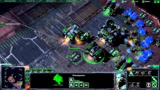 StarCraft II: Wings of Liberty / Раздор IV / 2 vs 2 / Терраны / 2012-06-14