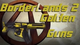 Borderlands 2: Golden Guns (DLC)