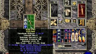 Diablo 2 Secret Horadric Cube Recipie