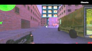 Invisibility and Weapons in Counterstrike   Cheat   EAZEL