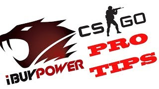 [CS:GO Pro Tips] iBUYPOWER anger - Warm up bot config