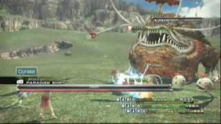 FFXIII - Mission 55 Neochu and Picochus - Five Stars (Low Level Strategy)