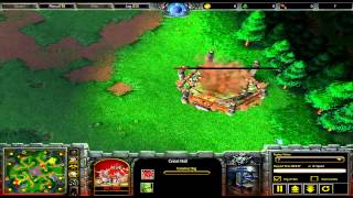 Warcraft 3 - EG.Grubby (Orc) vs Mouz.Fly (Orc)
