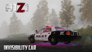 H1Z1 - BUG Invisibility Car