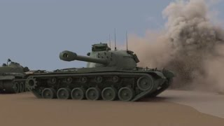 "CGI & VFX Breakdowns HD: ""World of Tanks: Rubicon X"" - by RealtimeUK"