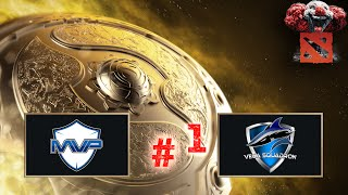 Vega Squadron -vs- MVP Phoenix - Game 2 - The International 2015  dota 2. 26.07.2015