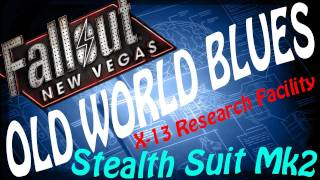 Fallout:NV Old World Blues-Stealth Suit Mk2