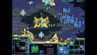 Starcraft: Brood War - Protoss Campaign: Mission 3 (Legacy of the Xel'Naga) [WALKTHROUGH]