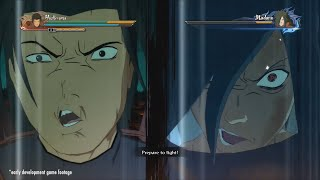 Naruto Ultimate Ninja Storm 4  Madara vs Hashirama Boss Fight Full 60 FPS Gameplay English