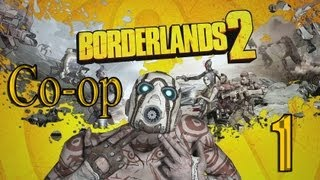 Borderlands 2 Co-op (Завершён)