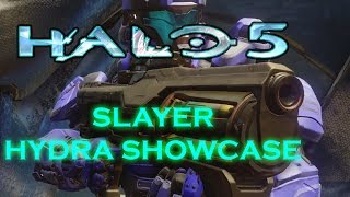 Halo 5 Guardians Slayer and Hydra Launcher First Impressions