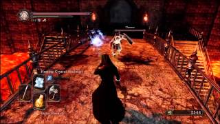 Dark Souls 2 - PvP (Battle Mage)