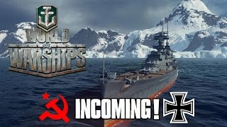 World of Warships - Incoming!