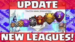 Clash of Clans UPDATE!
