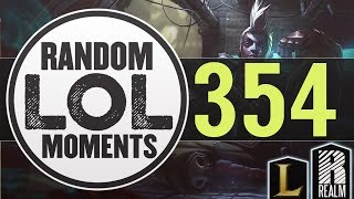 ® Random LoL Moments | Episode 354 (League of Legends)