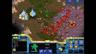 Starcraft Brood Wars Campaign Walkthrough!