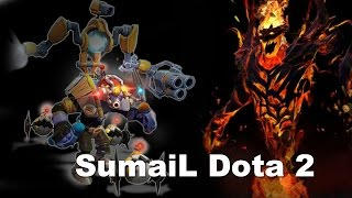 SumaiL Tinker and SF 7000+ mmr US Pubs Dota 2
