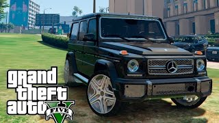 Мой GTA 5 Mods : Mercedes G65 AMG