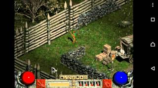DIABLO 2 LORD OF DESTRUCTION EN ANDROID CON EXAGEAR