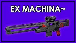 Destiny Rise of Iron: EX MACHINA~ - Best Legendary PvE Sniper? Damage Comparison