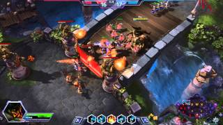 Heroes Of The Storm:  #11 Азмодан