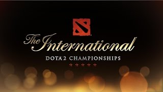 Dota 2 The International 2015 - Group Stage Day 1 - Stream A