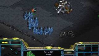 Starcraft Tricks and Glitches