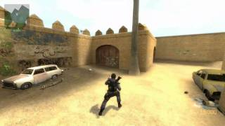 Counter strike source CS:S console commands fun