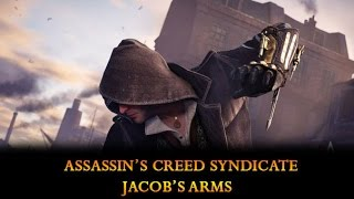 Assassin's Creed Syndicate (Синдикат) Скрытый клинок ассасина