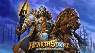 Hearthstone | Secret paladin pakli