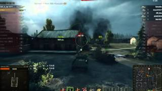World of tanks WOT game СУ 100  Лучшие реплеи  HP