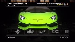Fully Customized Lamborghini Aventador Need for Speed™ Rivals Gameplay Review