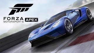 Testando Forza Motorsport 6 Apex (BETA) #Windows10