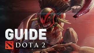 Dota 2 Guide - Bloodseeker, Гайд на Бладсикера!